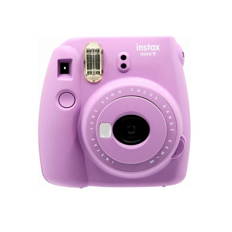 Nouveau Fujifilm instax mini9 appareil photo de voyage violet avec appareil argentique instantané prix de gros - ANKUX Tech Co., Ltd