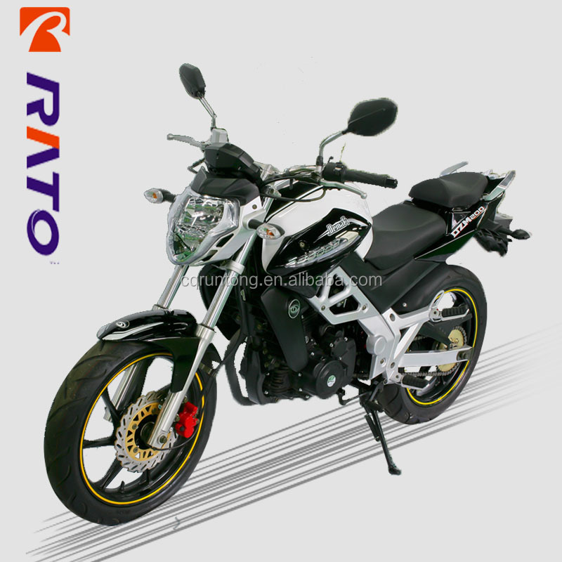 high performance Chinese brand RATO 200cc street motorcycle RT200-4