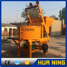 High Efficiency Pan Mixer JW750A Compulsory Concrete Mixer for sale