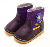 Freycoo 2015 Winter Toddler baby Girl boots
