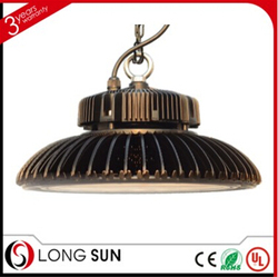 newly model of led highbay light UFO Apollo IP65 waterproof in industrial led high bay