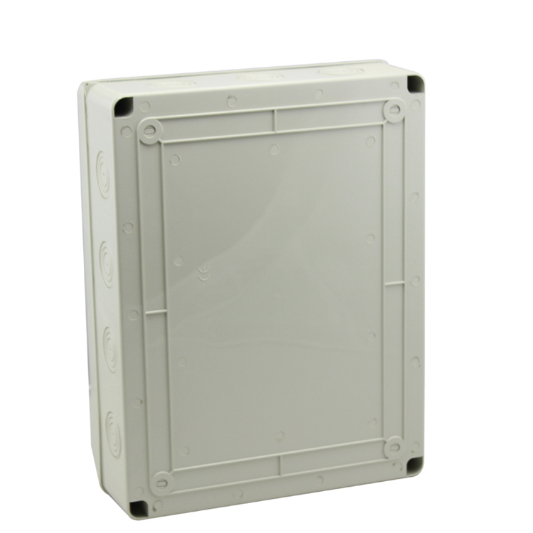 Saip / Saipwell High Quality Electrical Switch Box with CE Certification 1WAY~24WAY