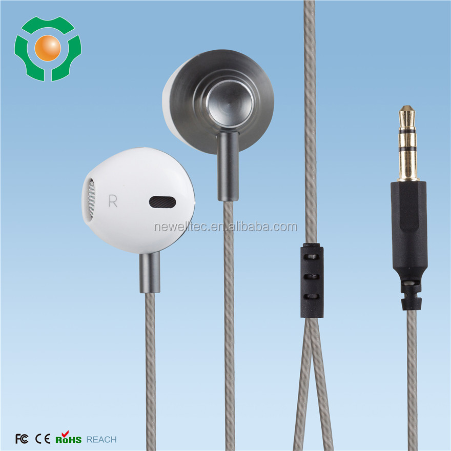 Earphone for sport with high bass sound for china electronics market