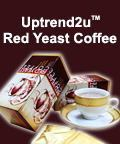 Uptrend2u Red Yeast Coffee