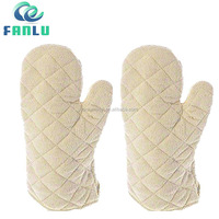 Heat Insulation Beige Terry Cloth Home