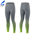 Color Changing Fabric Women Training Active Pants Sport Wear