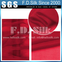 Hellosilk manufacturing chiffon silk fabric wholesale