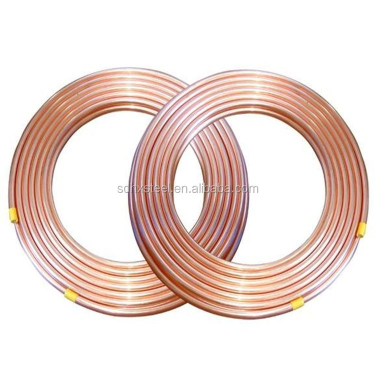 ACR Soft Drawn TP1 Pancake Copper Coil/TP2 Pancake Copper Tube