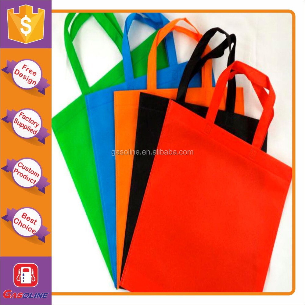 Durable promotional gift bag shopping