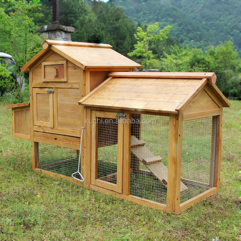 chinese chicken coop,wooden chicken coop factory