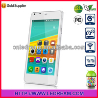 6.5inch IPS screen MT6589 Quad-Core android 4.2 mobile phone U650