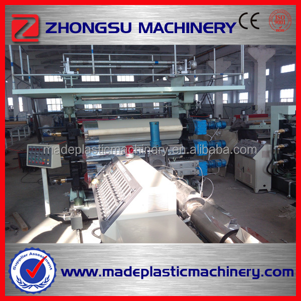 PE,PP Foamed Board Production Line/plastic extrusion