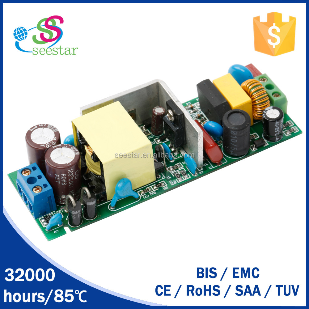 45w 50w 1350ma constant current dimmable led driver power supply switching