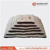 Wholesale large pet dog cushion, high quality folding pet beds