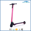 Factory wholesales 4.5 inch tires Carbon Fiber Electric Scooter Motorcycle with headlight lightest