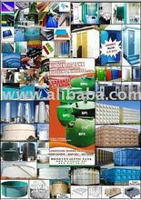 Tangki Panel Tank Square & Cylinder, Biotech & Biofilter biofil tration septic tank, Portable Toilet mobile, Grease Trap