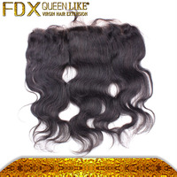 8-24inch Swiss Lace Human Hair Full Silk Base Lace Frontals