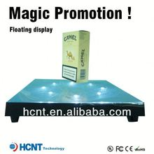New invention 2013 !! Magnetic Floating pop display ,plastic display cases for model cars