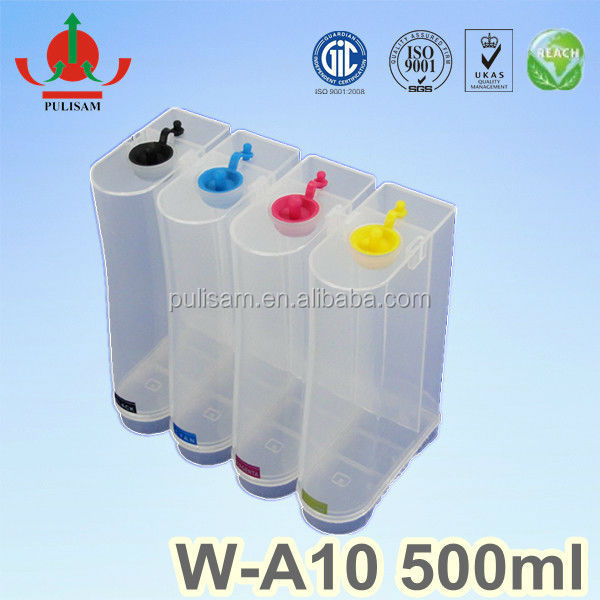 Hot selling!! 500ml ciss ink tank
