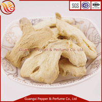 Dried ginger Chinese herb roots