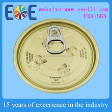 composite tin can lid 307 (83mm)