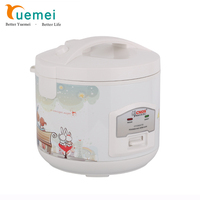 High quality hotel luxurious 1.8l 1l 2.5l automatic big size baby mini cartoon portable travel electric deluxe rice cooker