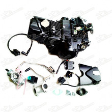 Black ZS1P62YML-2 Zongshen 190cc ZS190 Engine Motor For Dirt Pit Monkey Dax Z50 CT70 Bike Motorcycle