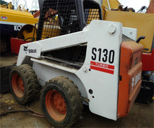 used bobcat s250 s130 s150 s160 S300 Bobcat 863 763 skid steer loader case 580 590 bankhoe loader for sale