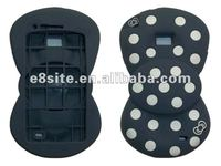 For SamSung Galaxy S2 i9100 3D Silicon Cases