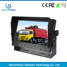 Hot sale 16:9 wide screen 7 inch car lcd tv monitor with usb,car lcd monitor