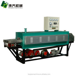 mesh belt type resistance heat treatment process furnace for Bolt, nut, pin shaft, cylinder and so on