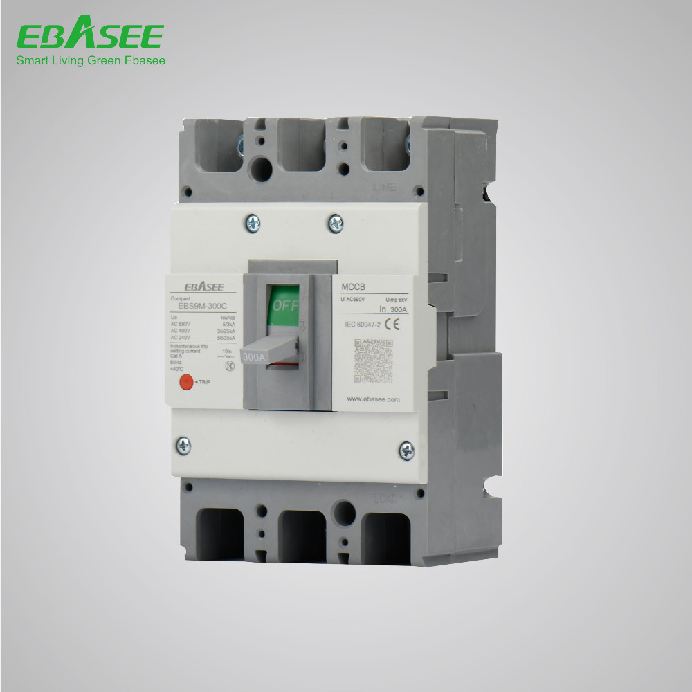 New Coming Moulded Case Circuit Breaker 200A ABN 203c 3P MCCB