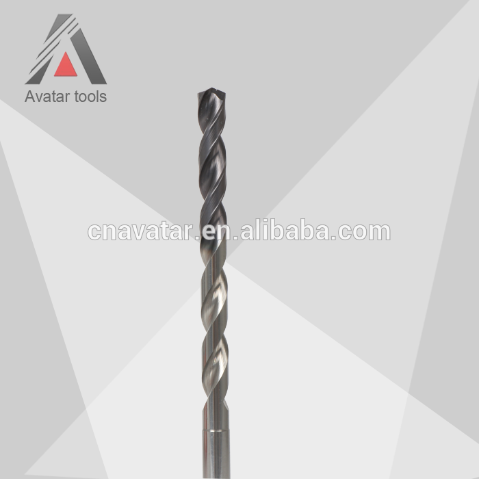 made in china hss din338 step twist drill bit
