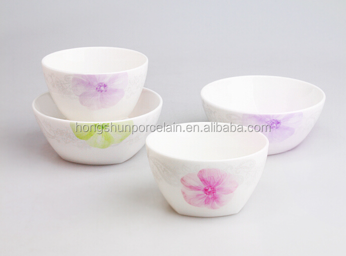 3pcs set Korean rice bowl , rice serving bowl , japanese rice bowls