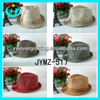 2013 NEW style mexican cowboy hats/cheap fedora hats /fashion magic hat wholesale