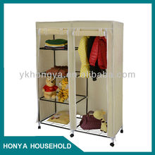folding home bedroom wardrobe