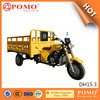 China Motorized 200cc Motorized Cargo Three Wheel Motorcycle With Cabin For Sale