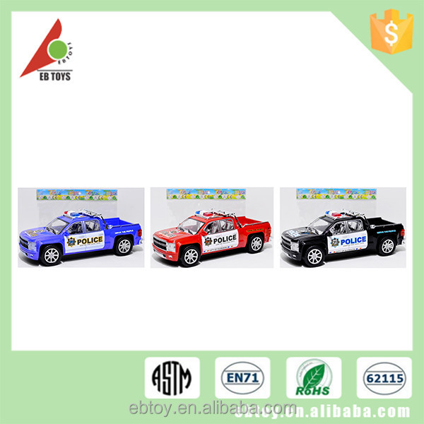 China factory children plastic police car toy kid electric cars