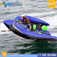 Amazing Water Sports Cheap Durable PVC Towable Watercraft Inflatable Flying Manta Ray for Sale