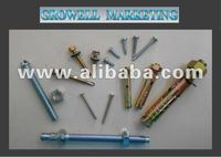 Sleeve Anchors, Bolts & Nuts