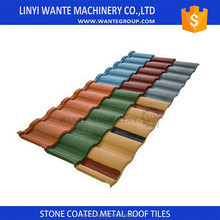 Fireproof stone coated steel roof tiles in kerala price
