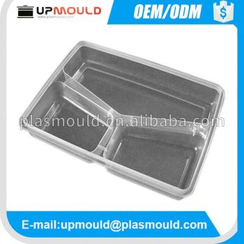 oem/odm custom plastic injection mould for plastic dish low price mold