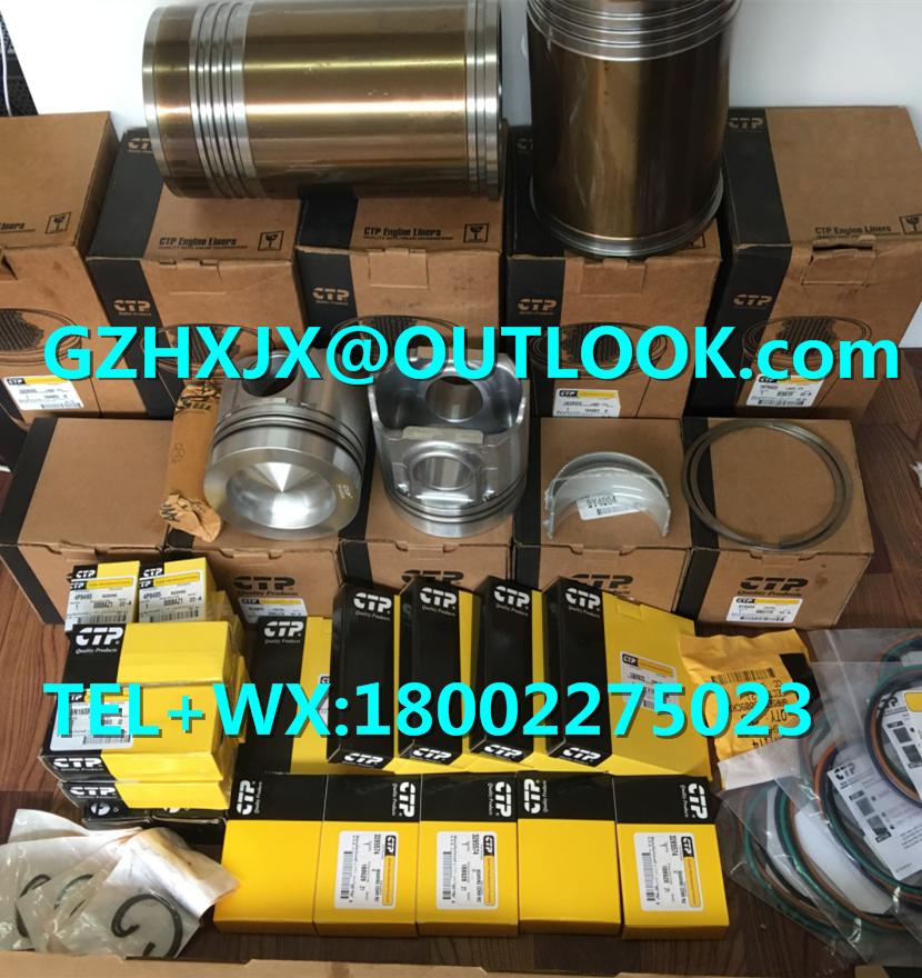 RING PISTON GASKET KIT AP-800 AP-800B 3306B BA118C VPS-35 H140DS Engine Parts for Excavator CAT CYLIND LINER KITS Rebuild kit
