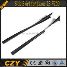 Carbon Fiber IS300 Side Skirt for Lexus IS300/IS250 IS-F250 14-15