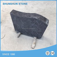 Natural Stone Blue Granite for Countertop/Tombstone/Paving