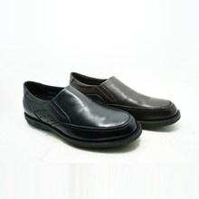 high quality no lace black shiny dress man leather shoes for suits