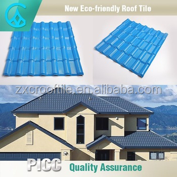 SGS certification clear plastic roofing sheet /corrugated roof tile