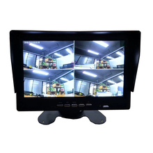 KOEN 7 inch IPS <strong>Monitor</strong> 24V High Brightness Coach Quad Digital Bus <strong>Monitor</strong> with Sunshade