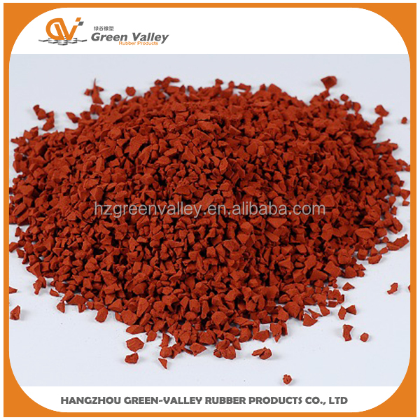 Factory Direct Sales Recycled Epdm Crumb Rubber Granules