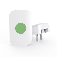 New OEM USB Wall Power Adapter Dual Chargering Port